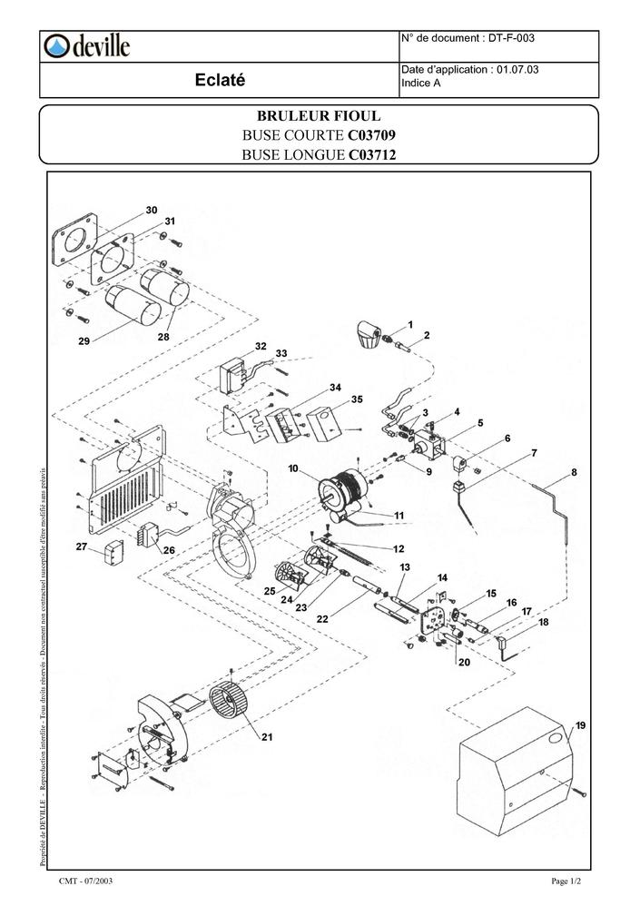 pi ces d tach es br leur deville c03709 c03712 pi ces. Black Bedroom Furniture Sets. Home Design Ideas