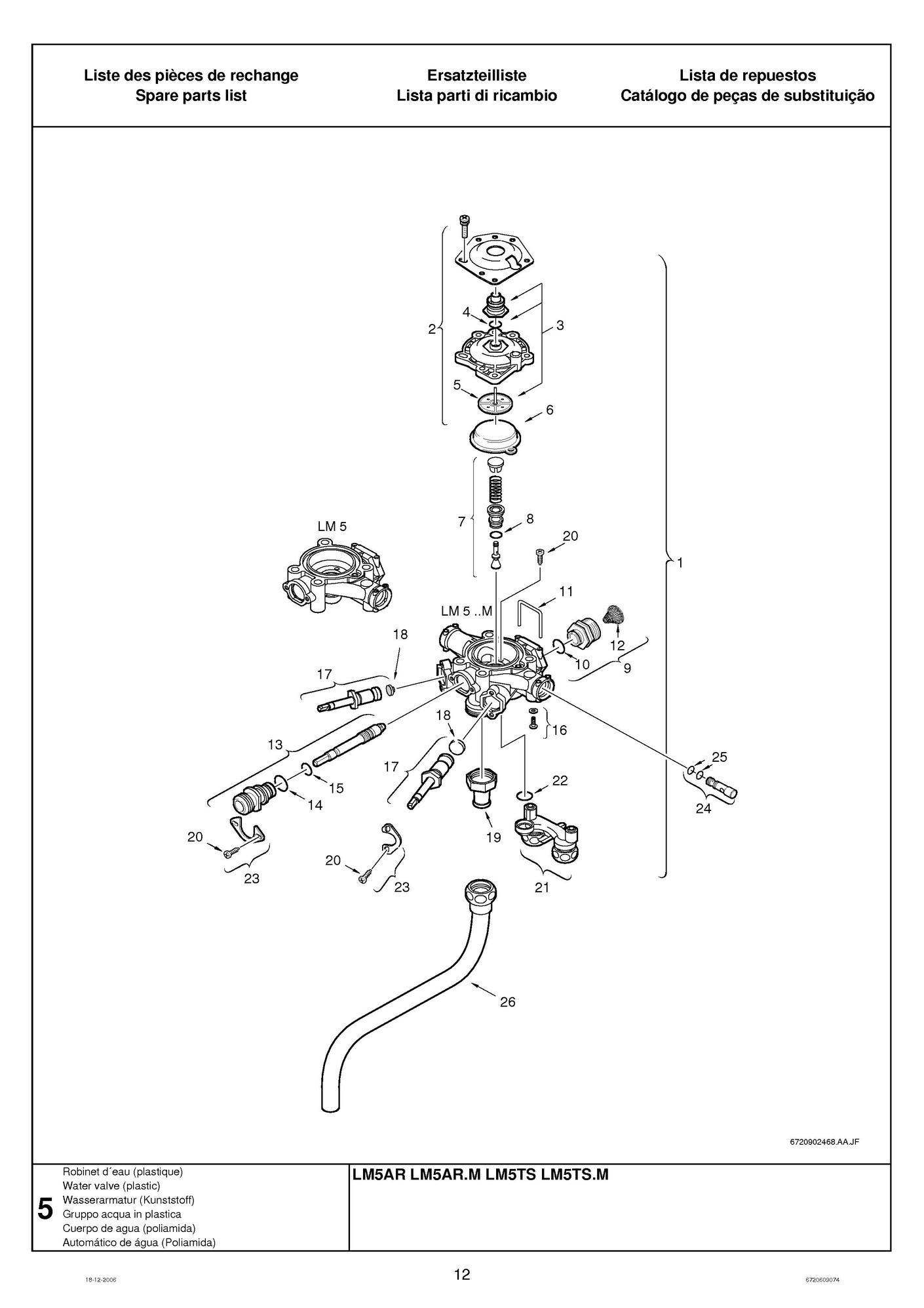 recherche directe dans la vue clat e de l 39 article elm leblanc valve eau s melangeur lm5ar ts. Black Bedroom Furniture Sets. Home Design Ideas