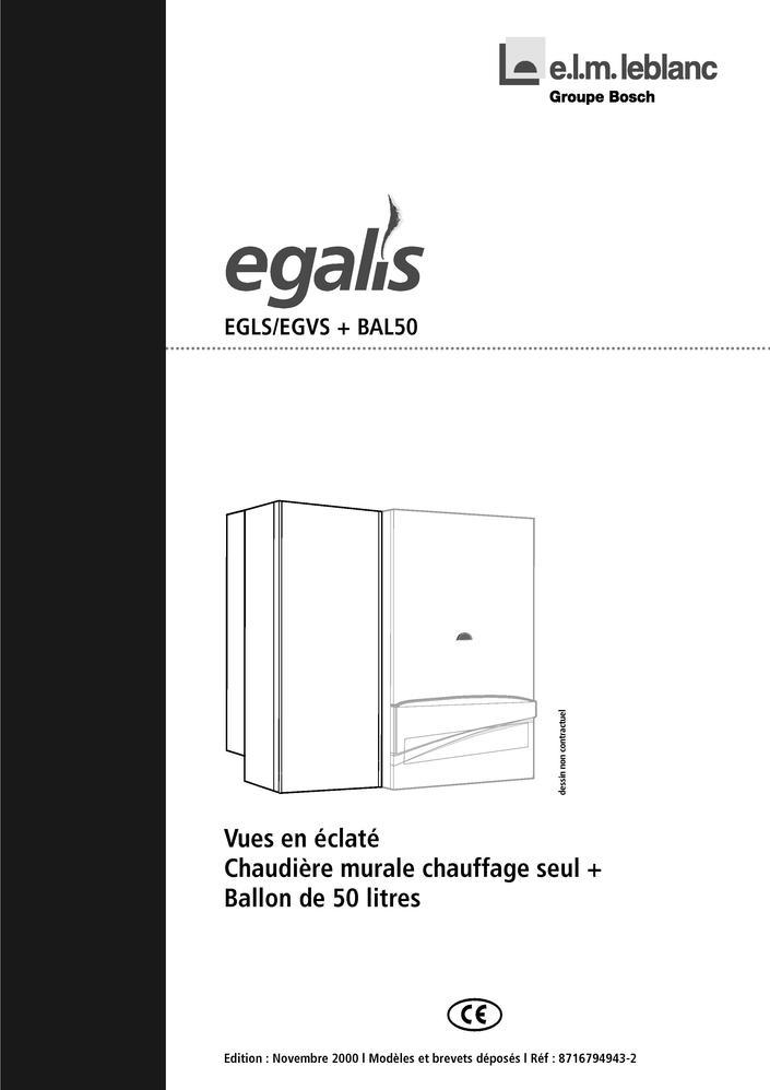 87167604780 Electrode EGV14//23 Elm leblanc