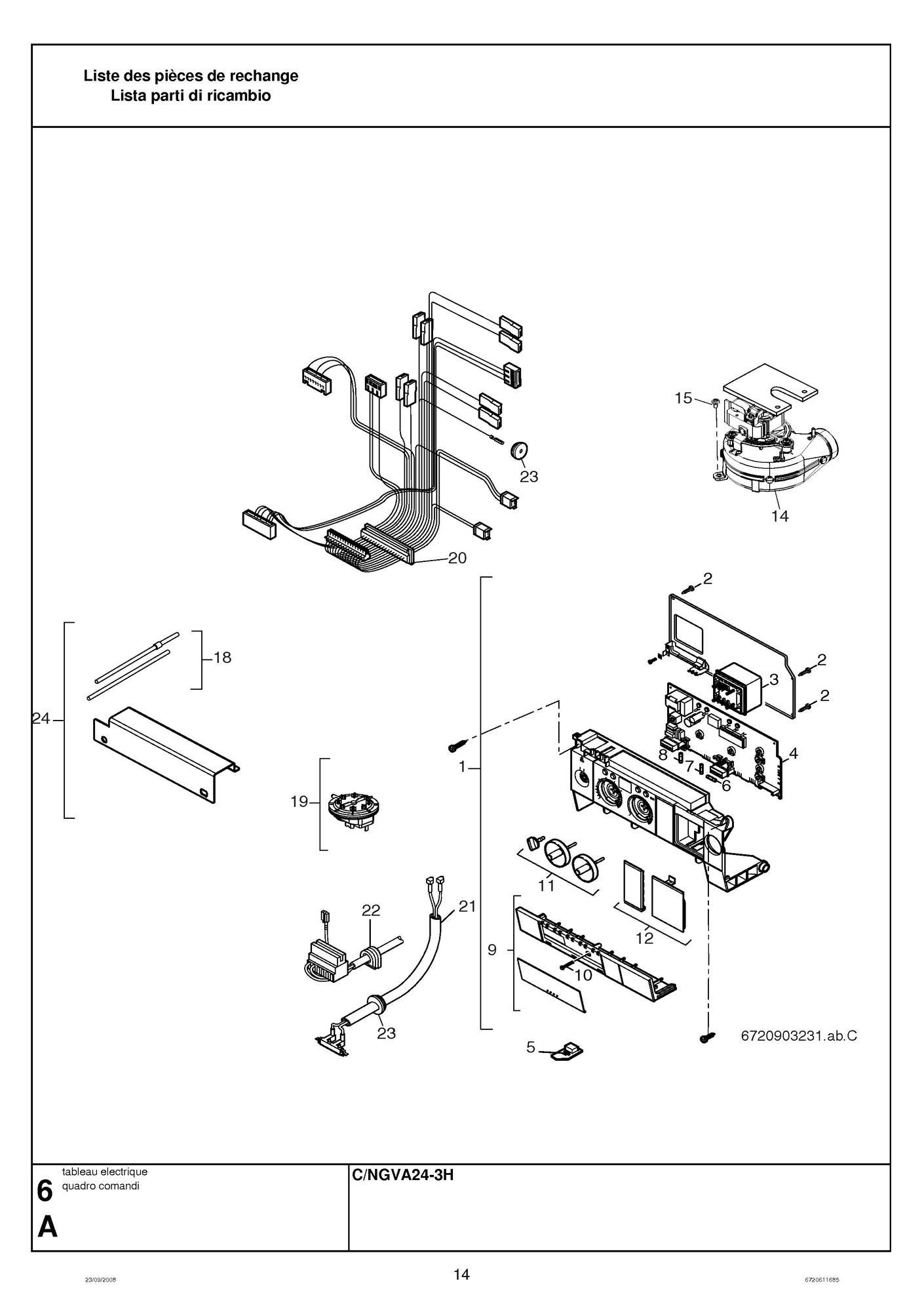 recherche directe dans la vue clat e de l 39 article elm leblanc ci codage ngva gvs 24 3hn. Black Bedroom Furniture Sets. Home Design Ideas