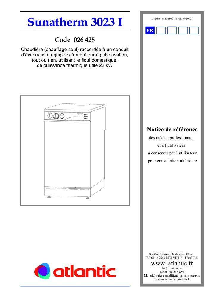 pi ces d tach es chaudi re franco belge sunatherm 3023 i pi ces express pi ces d tach es de. Black Bedroom Furniture Sets. Home Design Ideas
