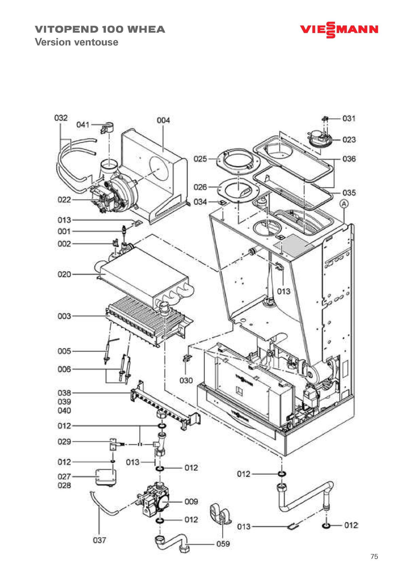 recherche directe dans la vue clat e de l 39 article viessmann pressostat gaz nat e 7822868 par. Black Bedroom Furniture Sets. Home Design Ideas