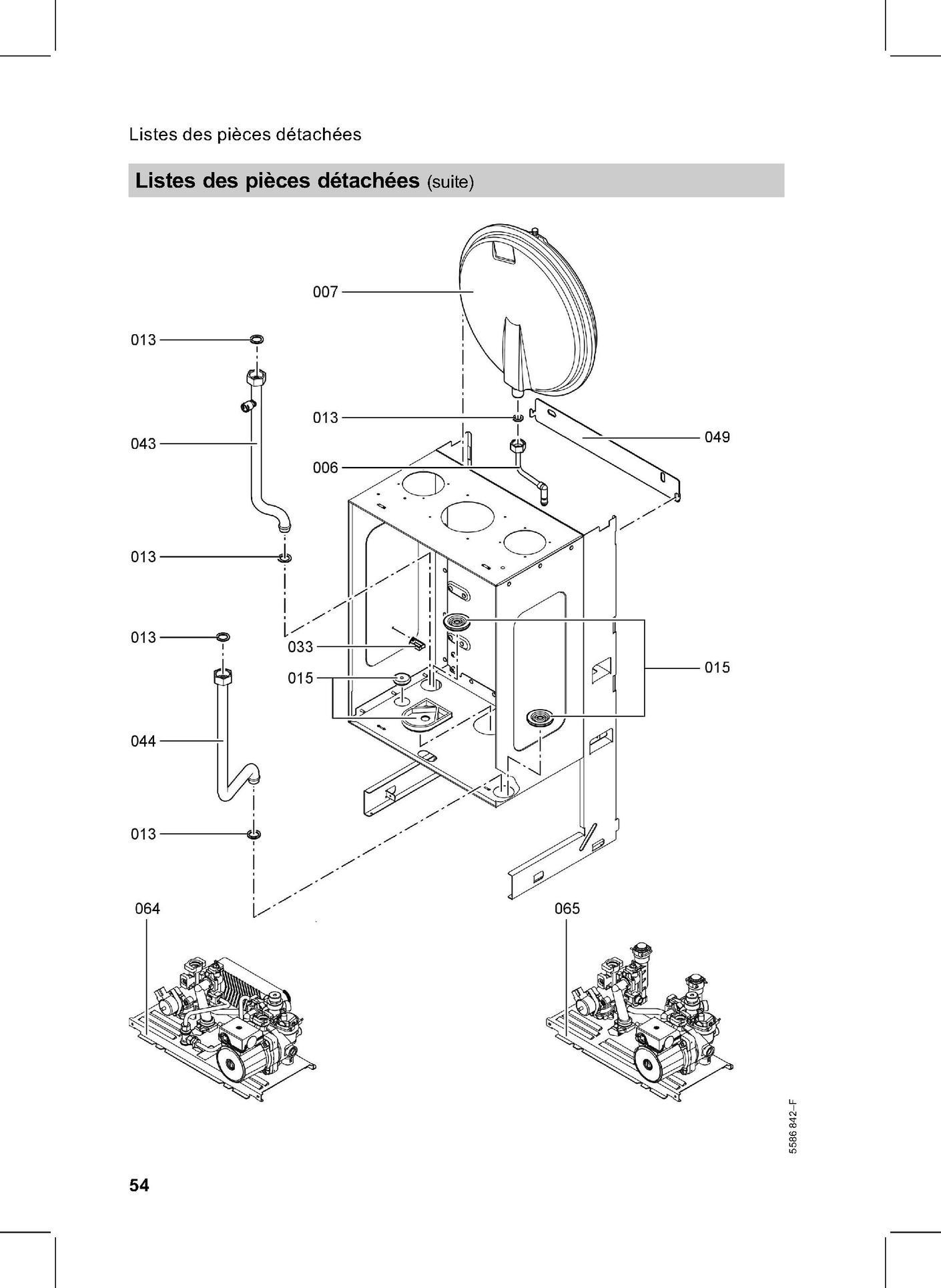 recherche directe dans la vue clat e de l 39 article viessmann cartouche avec moteur pas a pas. Black Bedroom Furniture Sets. Home Design Ideas