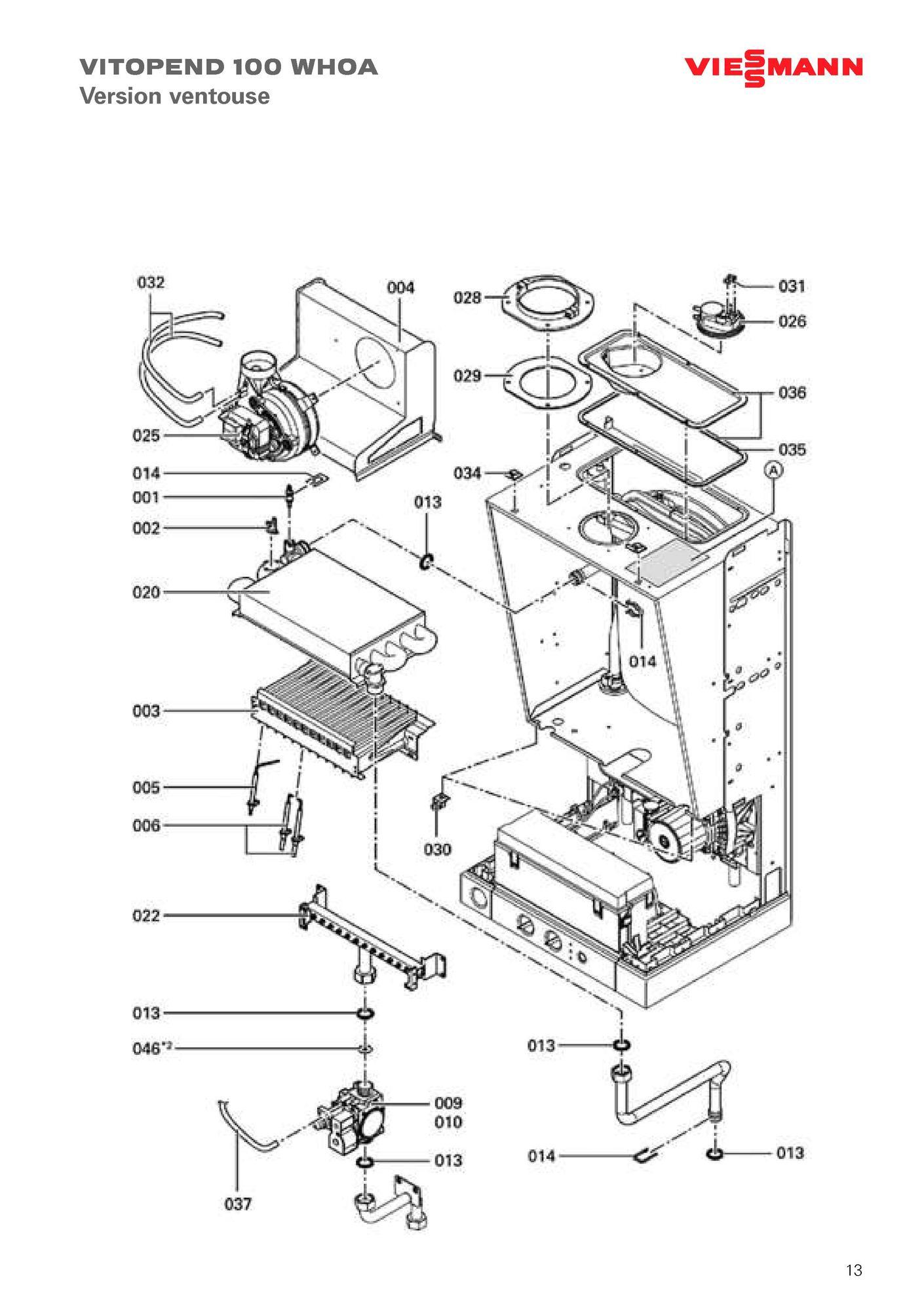 recherche directe dans la vue clat e de l 39 article viessmann electrode d allumage vitopend 100. Black Bedroom Furniture Sets. Home Design Ideas
