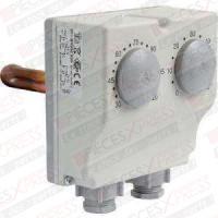 Aquastat plongeant double 0/60°C THG35002