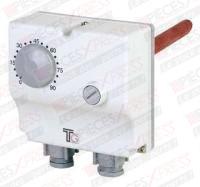 Aquastat plongeant double 0-90/100°C THG35006