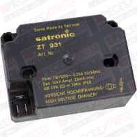 Transfo type ZT931 Satronic TRF05154