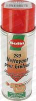 Nettoyant Bruleur Aerosol 400ml 290-04-F Sotin
