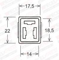 Cable 100 cm Suntec ENC100