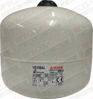Vase expansion sanitaire VEXBAL 11L VEX11 Thermador