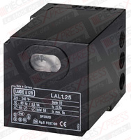 Relais lal 1.25 LAL 1.25 Siemens