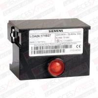 Boîte de contrôle Relais LOA24 LOA 24.171B27 Siemens