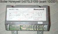 Relais s4570 ls 1059 S4570LS1059U Honeywell