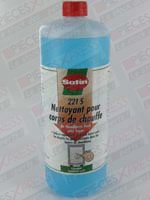 Nettoyant corps de chauffe fioul 1 litre 221-1-F Sotin