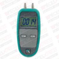 Manomètre/déprimomètre numérique +/- 200 mbar KANE3200 Kane