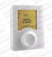 Thermostat programmable filaire TYBOX 127 6053006 Delta Dore
