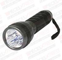 Lampe torche 3 LED - 24 cm 404484 TPS Diffusion
