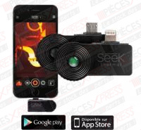 Caméra thermique Seek compact PRO IOS COMPACT PRO IOS Seek Thermal