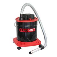 Aspirateur de cendre tiède 18L 950w CENEHOT