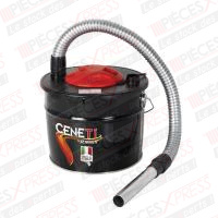 Aspirateur de cendre froide 15L 800w  CENETI