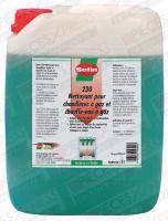 Nettoyant chaudieres et chauffe-eaux 230 5 litres 230-5-F Sotin