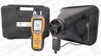 Kit anemometre/manometre différentiel + cone 6091000 Seek Thermal