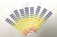 Pochette de 10 bandelettes test ph 904444