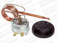 Aquastat 0/90°c, 1500mm, cosses plates, KGTH302801 Cotherm