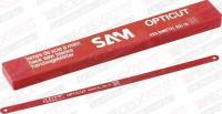 Boite de 10 lames de scie a metaux hss 691-E10AZ Sam Outillage