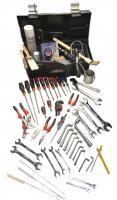 Caisse à outils sav équipée - 56 outils CAISSE 56 OUTILS TPS Diffusion