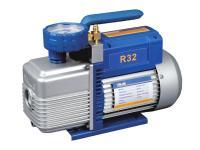 pompe à vide R32 2 étages 100l/min avec vacuomètre et électrovanne intégré TF-VI240-R32 Teddington