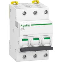 Disjoncteur modulaire 3p acti9 16a  A9P22316
