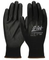 Paire de gants lavable polyester tricote t4 XL 33-FG313/NT10