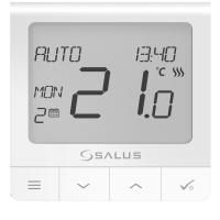 Thermostat d ambiance Quantum SQ610 Salus Controls SQ610