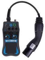 Testeur bornes vehicules electriques A1532 Sefram