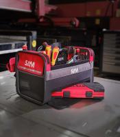 Caisse a outils textile vide 39L Sam Outillage BAG-1NZ