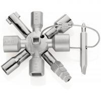 Clé multifonctionnelle pour armoire 001101 Knipex