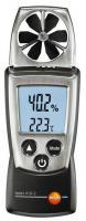 Testo 410-2 - Anémomètre à hélice et mesure de température/humidité ambiante 0560 4102 Testo