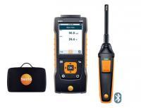Set Testo 440 sonde humidité/température et poignée Bluetooth, en sacoche. 0563 4404 Testo