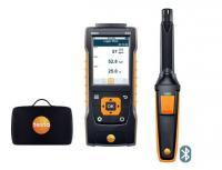 Set Testo 440 CO2 et poignée Bluetooth, en sacoche. 0563 4405 Testo
