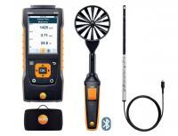 Set Testo 440 avec sondes fil chaud et hélice ⌀100mm 0563 4406 Testo