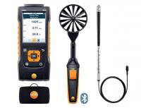 Set Testo 440 avec sondes hélice ⌀16 et 100mm 0563 4407 Testo