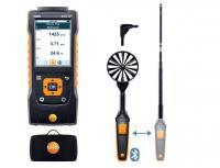 Set Testo 440 DeltaP avec sondes fil chaud et hélice ⌀100mm 0563 4409 Testo