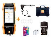 Testo 300 LL Premium avec imprimante (O2, CO) 0564 3004 81 Testo