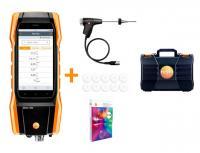 Testo 300 LL NOx Premium avec imprimante O2, CO, NO 0564 3004 91 Testo