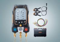 Kit standard Testo 550s avec flexibles - Kit manomètre froid 2 voies Testo 0564 5504