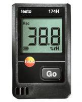 Testo 174 H - Mini-enregistreur de température et humidité 0572 6560 Testo