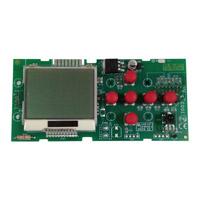 Clavier display LCD I003_3 Micronova 14710016