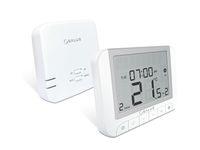 Thermostat numerique programmable sans fil Opentherm RT520RF Salus Controls