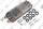 Echangeur sanitaire, 14 plaques Saunier Duval 0020186153